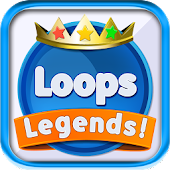 Loops Legends - dots adventure