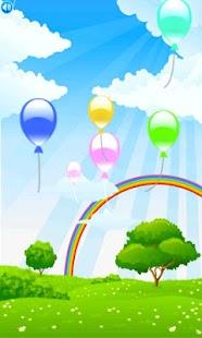 為孩子製作氣球