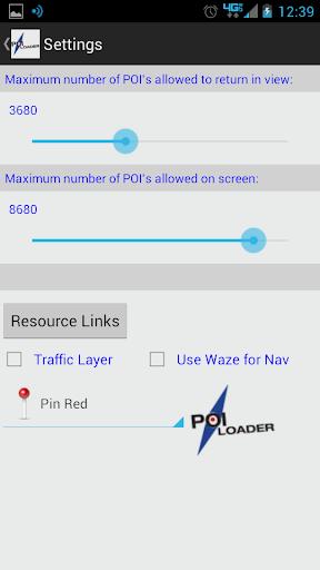 POI Loader: Your POI's  screenshots 7
