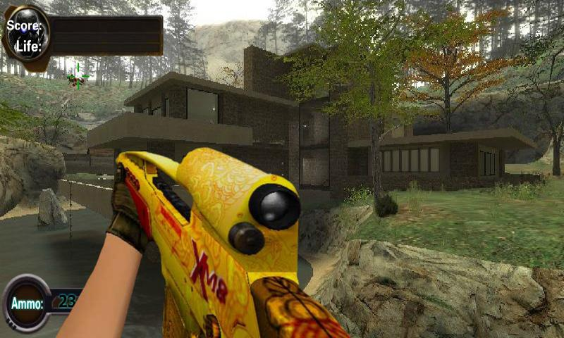 Cross Fire - Anti Terror - screenshot