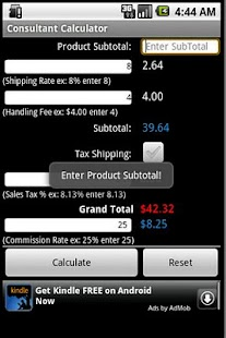 app consultant calculator apk for windows phone