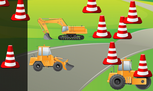 Digger Puzzles for Toddlers  screenshots 5