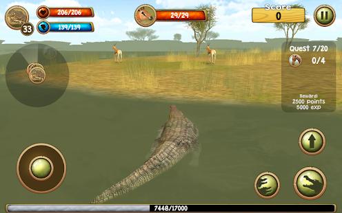Wild-Crocodile-Simulator-3D 5