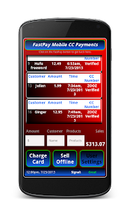 FastPay - screenshot thumbnail