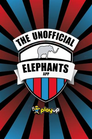 Elephants App - screenshot