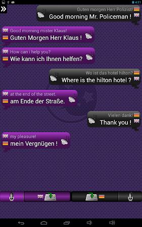 Conversation Translator 1.14 screenshot 207607