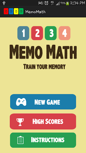 MemoMath