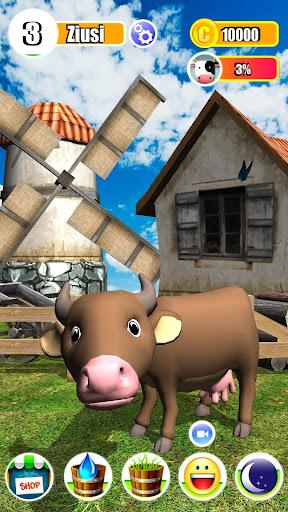 奶牛養殖場