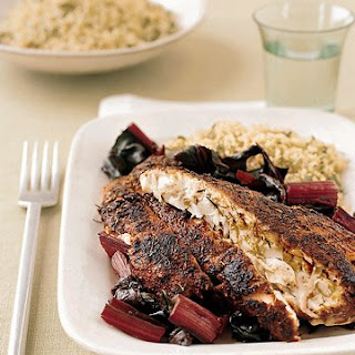 Blackened Red Snapper Fillets Recipe