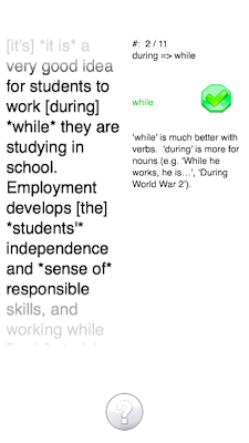 IELTS Writing 8 - screenshot