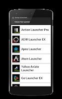 Screenshot of 192C Black Icon Pack