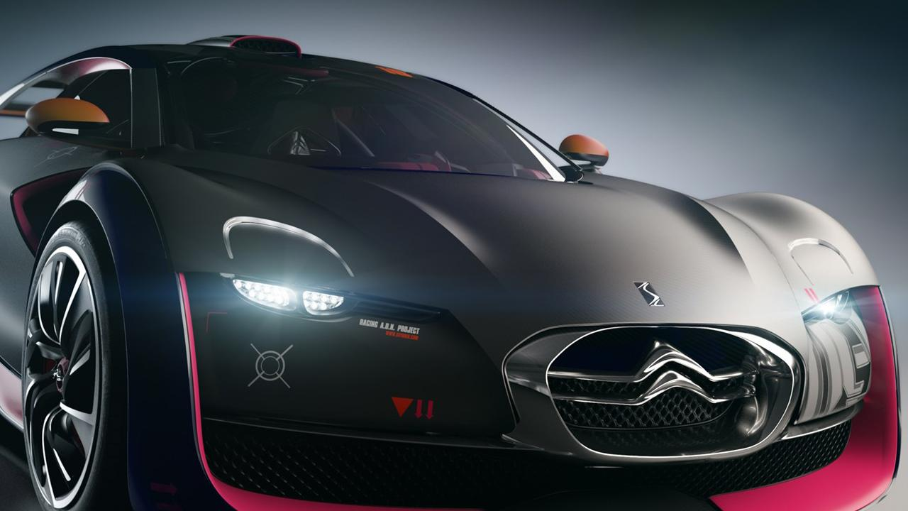 Real Futuristic Car Amazing Wallpapers