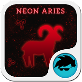 Neon Aries Keyboard