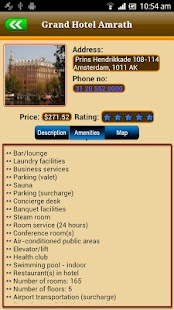 Amsterdam Offline Travel Guide- screenshot thumbnail