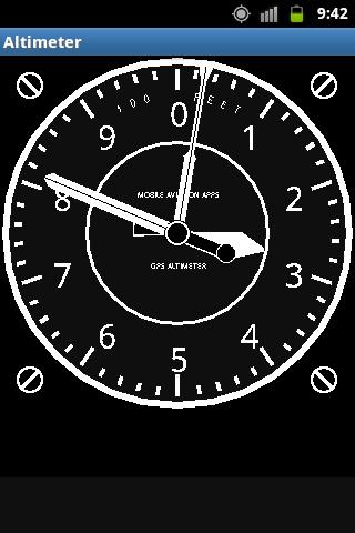 Altimeter GPS