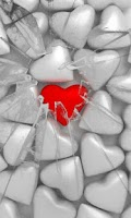Screenshot of The heart live wallpaper