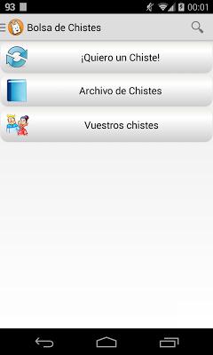 Bolsa de Chistes - screenshot