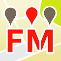 FriendsMApp: MApp your Friends icon