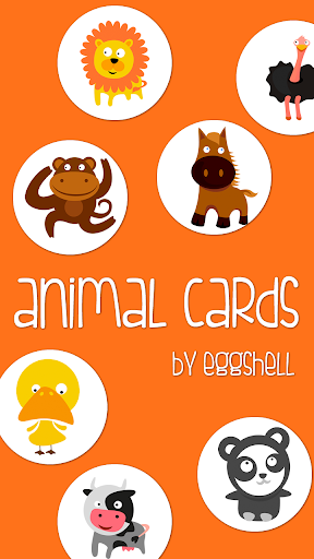Animal Cards by Eggshell