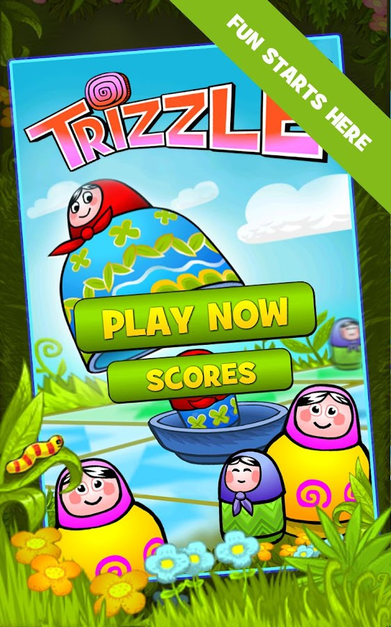 Trizzle Free - screenshot