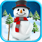 Snowman Maker FREE - Make Snowmen Christmas Game icon