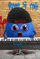 Screenshot of Talking Fluffy Ball