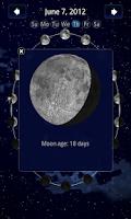 Screenshot of MoonLight!