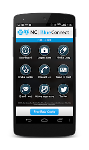 Student Blue Connect Mobile- screenshot thumbnail