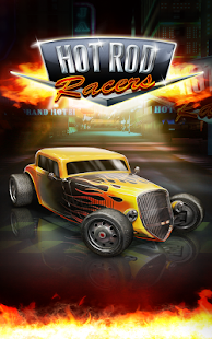 Hot Rod Racers Screenshot 1