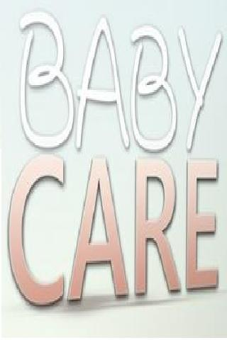 Baby Care - screenshot