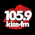 105.9 KISS-FM – Detroit logo