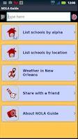Screenshot of NOLA Parent's Guide