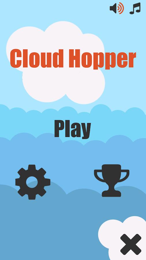 Cloud Hopper - screenshot
