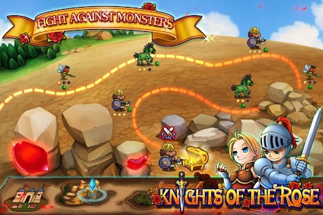 Knights Of The Rose - screenshot thumbnail