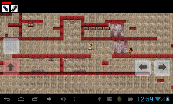 The Escape apk screenshot