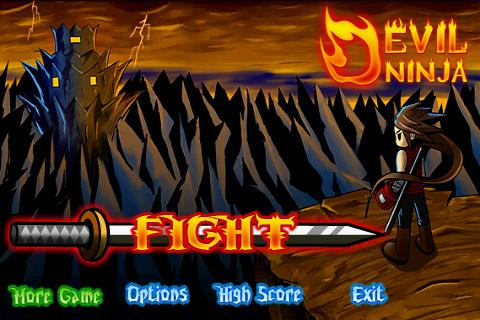 Devil Ninja- screenshot