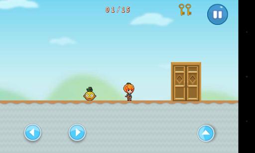 Pumpkin Hero 1.1 screenshots 2