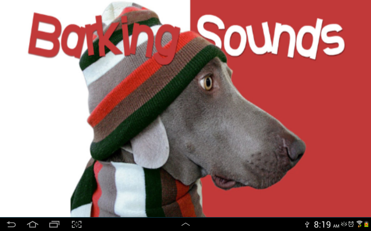 Barking Sounds - screenshot