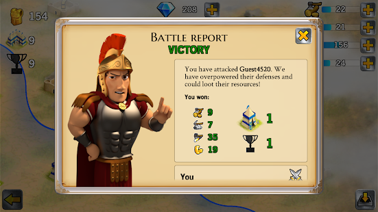 Battle Empire: Rome War Game- screenshot thumbnail