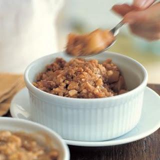 Pear-Almond Crisps