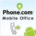 Phone.com – Mobile Office logo