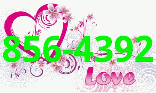 My Love Number Tap - screenshot thumbnail