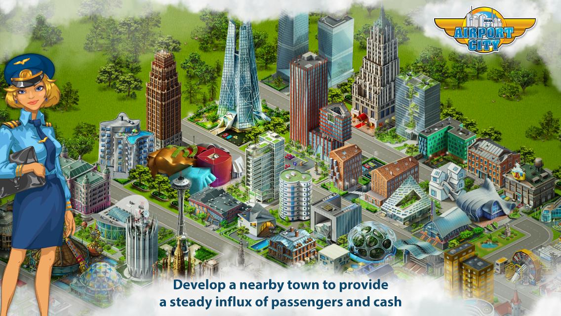 Airport City screenshot #14