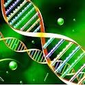 3D Amazing DNA logo