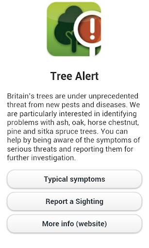 Tree Alert