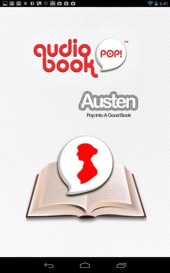Audiobooks - Austen- screenshot