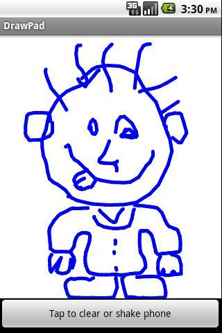 Draw Pad- スクリーンショット