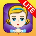 Cinderella 3D Pop-up Book Lite icon