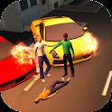 Turbo City 3D Car Smash icon