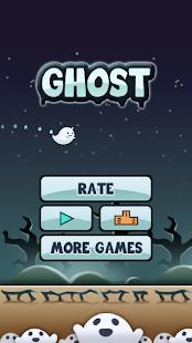 모두의 고스트 : 유령이 뿅뿅 Flappy Ghost